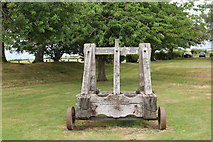 NY0265 : Trebuchet, Caerlaverock Castle by Billy McCrorie