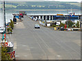 NS2056 : Former NATO pier at Fairlie by Thomas Nugent