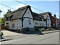 SK4723 : Old Boot House, Main Street, Long Whatton by Alan Murray-Rust