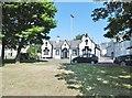 J4187 : Carrickfergus, almshouses by Mike Faherty