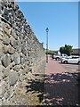 J4187 : Carrickfergus, town wall by Mike Faherty