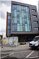 SK9770 : The Sarah Swift Building, Brayford Wharfe East, Lincoln by Ian S