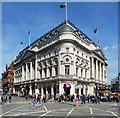 TQ2980 : London Pavilion, Piccadilly Circus by Stephen Richards