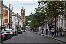 C4316 : Shipquay Street, Derry / Londonderry by Kenneth  Allen