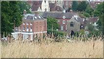 SO5074 : Dinham Lodge & St. Thomas' Chapel (Ludlow) by Fabian Musto