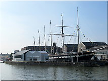 ST5772 : SS Great Britain River Avon Bristol by Roy Hughes