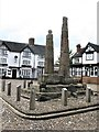 SJ7560 : Sandbach Crosses by G Laird