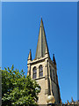 SE3320 : Wakefield Cathedral Spire by Stephen McKay
