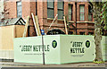 "J3372 : ""The Jeggy Nettle"", Stranmillis, Belfast (July 2018) by Albert Bridge"