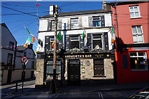 W7966 : Mansworth's Bar on Midleton Street, Cobh by Ian S