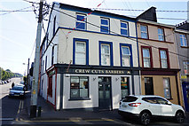W7966 : Crew Cuts Barbers, Midleton Street, Cobh by Ian S