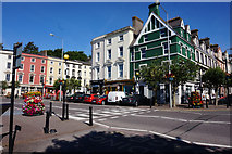 W7966 : Casement Square, Cobh by Ian S