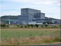 NS1851 : Hunterston B nuclear power station by Thomas Nugent