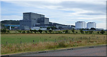 NS1851 : Hunterston nuclear power stations by Thomas Nugent