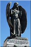 W7966 : The Lusitania memorial in Casement Square, Cobh by Ian S