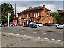 SK1109 : Lichfield City Station by Philip Halling