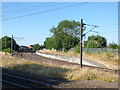 SE3693 : Northallerton station - sidings by Stephen Craven
