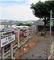 SN3860 : Y Beili/High Street, New Quay by Jaggery