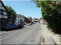 SO3958 : The A44 Road (Pembridge) by Fabian Musto