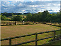 SJ3639 : Borderlands, Little Pentre Farm by Robin Drayton