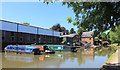 SP2865 : Kate's Boatyard, Grand Union Canal by Des Blenkinsopp