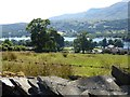 SD3197 : Looking towards Bank Ground Farm and Coniston Water from Lanehead by David Gearing