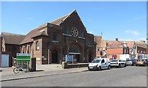 TM1714 : Pier Avenue Baptist Church by Duncan Graham