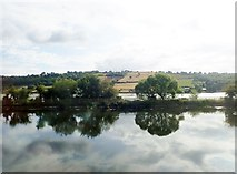J1021 : The Newry Greenway viewed from the Fathom Road by Eric Jones