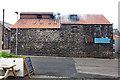 NU2520 : Craster : Smokehouse by Jim Osley