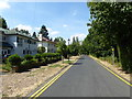 TQ0892 : South Approach, Moor Park by Marathon