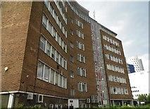 TQ1986 : Office block in Wembley Park by David Howard