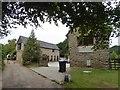 SX6946 : Farm buildings at South Efford by David Smith