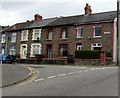 SO1106 : Picton Terrace, Pontlottyn by Jaggery