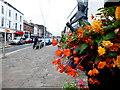 H4572 : Market Street, Omagh by Kenneth  Allen