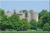 TQ7825 : Bodiam Castle by Glyn Baker