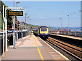 SX9676 : Dawlish Railway Station, Platform 2 by David Dixon