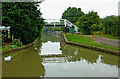 SP6065 : Canal at Norton Junction in Northamptonshire by Roger  Kidd