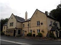SO8712 : The Royal William on Painswick Road by David Howard