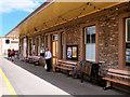 SX8956 : Churston Railway Station Building, Dartmouth Steam Railway by David Dixon