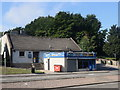 NJ9209 : 612 Club (and Noor's Grill), Great Northern Road, Aberdeen by Bill Harrison