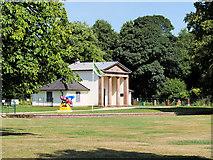 SD8304 : The Dower House, Heaton Park by David Dixon