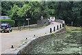 SO2900 : Canal bridge 52 at Pontymoile Basin by M J Roscoe