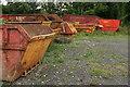 SX8473 : Skips, Plants Galore by Derek Harper