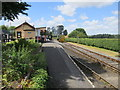 TQ7824 : Bodiam Station by Oast House Archive