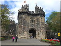 SD4761 : Lancaster Castle Gatehouse by Stephen Armstrong