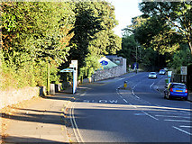 SX9364 : Bus Stop on Babbacombe Road by David Dixon