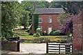 SK3523 : Brierfield House, Main Street, Ticknall by Alan Murray-Rust