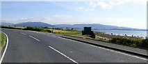 NS0768 : The A886 at Ardmaleish by Thomas Nugent