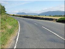 NS0768 : The A886 Rhubodach Road by Thomas Nugent
