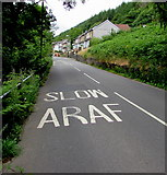 SO1301 : SLOW/ARAF on the southeast approach to Deri by Jaggery